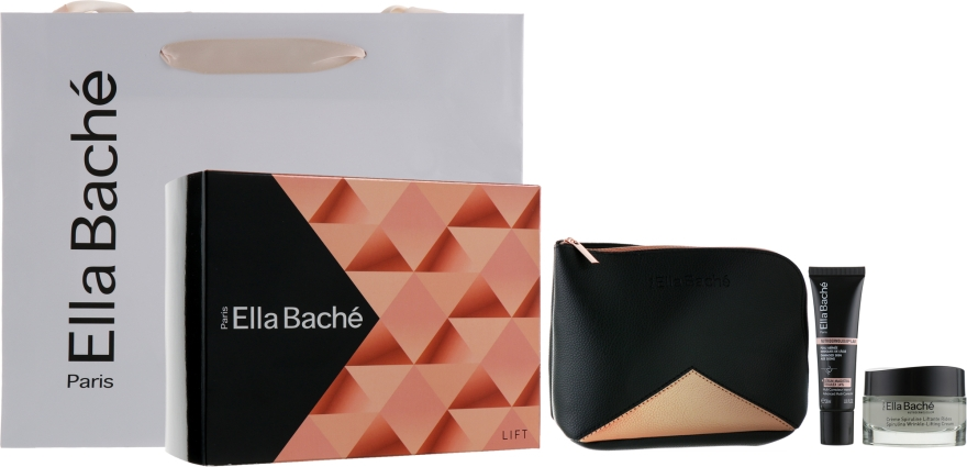 Набор - Ella Bache Spirulines (cr/50ml + ser/30ml + bag)