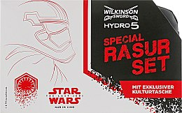 "Духи, Парфюмерия, косметика Станок с 5 лезвием + Пена для бритья ""Star Wars"" - Wilkinson Sword Hydro"