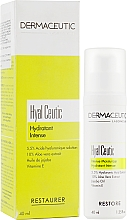 Духи, Парфюмерия, косметика Увлажняющий восстанавливающий крем - Dermaceutic Laboratoire Hyal Ceutic Intense Moisturizing Cream