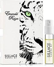 Духи, Парфюмерия, косметика House Of Sillage Emerald Reign - Духи (пробник)