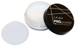Духи, Парфюмерия, косметика Рассыпчатая пудра для лица - L.A. Girl HD PRO Setting Powder