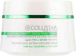 Духи, Парфюмерия, косметика Восстанавливающая маска для экстра-объема - Collistar Reinforcing Extra-Volume Mask