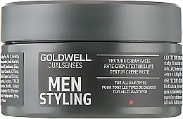 Парфумерія, косметика Чоловічий крем-паста для укладання волосся - Goldwell Dualsenses For Men Texture Cream Paste