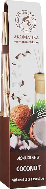"""Аромадиффузор """"Кокос"""" - Aromatika Aroma Diffuser Coconut"""