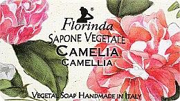 """Духи, Парфюмерия, косметика Мыло натуральное """"Камелия"""" - Florinda Sapone Vegetale Camellia"""
