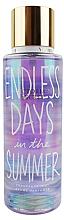 Духи, Парфюмерия, косметика Парфюмированный спрей для тела - Victoria's Secret Endless Days In The Summer