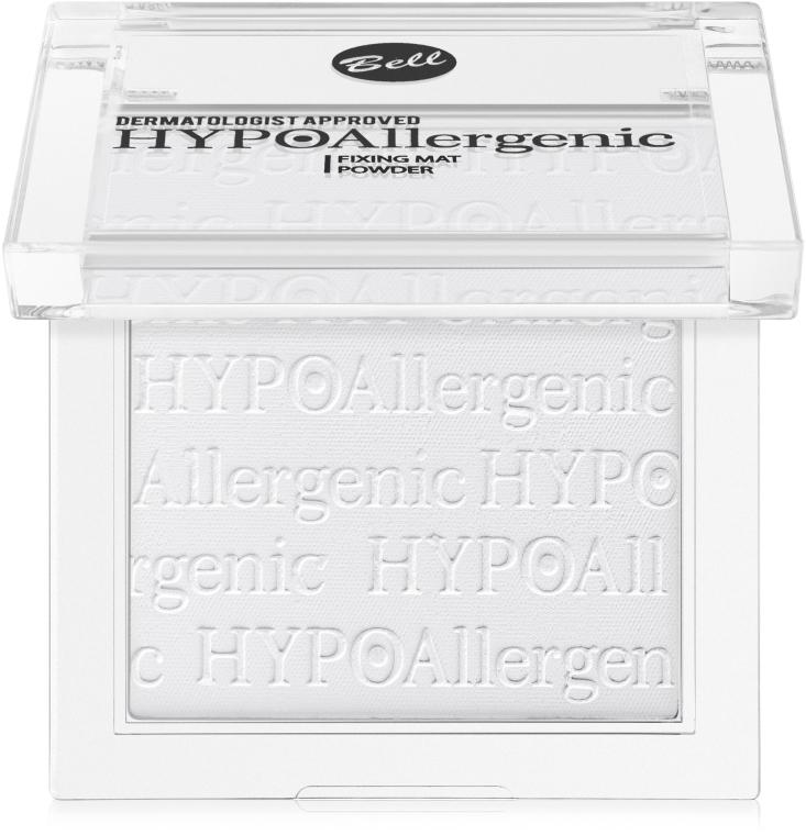 Фиксирующая гипоаллергенная пудра - Bell HypoAllergenic Fixing Mat Powder