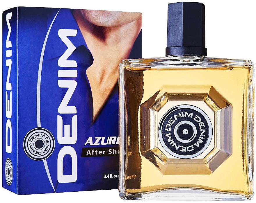 Denim Azure - Лосьон после бритья