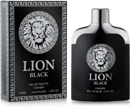 Духи, Парфюмерия, косметика Univers Parfum Lion Black - Туалетная вода