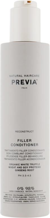 Филлер-кондиционер - Previa White Truffle Filler Conditioner