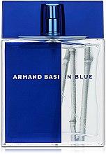 Парфумерія, косметика Armand Basi In Blue - Туалетна вода (тестер з кришечкою)