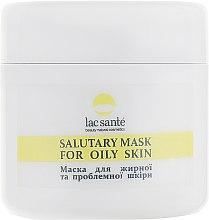 Духи, Парфюмерия, косметика Маска для жирной и проблемной кожи лица - Lac Sante Salutary Mask For Oily Skin