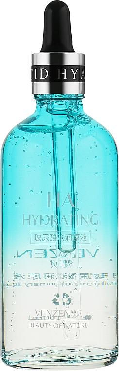 Сыворотка с гиалуроновой кислотой - Venzen HA Hidrating Hyaluronic Acid Primary Liquid