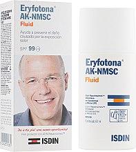 Духи, Парфюмерия, косметика Флюид для лица солнцезащитный - Isdin Eryfotona АК-NMCS Fluid SPF99