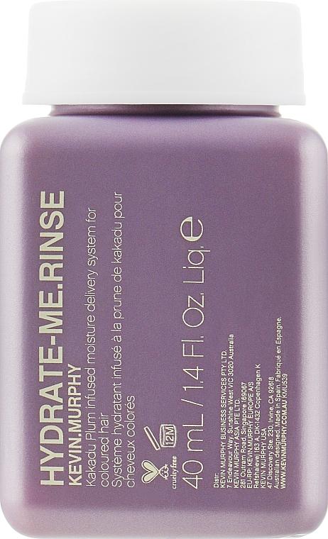 Кондиционер для интенсивного увлажнения волос - Kevin.Murphy Hydrate-Me Rinse Conditioner (мини)
