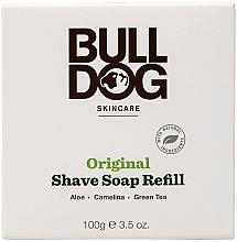 Духи, Парфюмерия, косметика Мыло для бритья - Bulldog Skincare Original Shave Soap Refill (сменный блок)