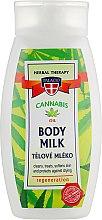 Духи, Парфюмерия, косметика Молочко для тела с экстрактом масла конопли - Palacio Cannabis Body Milk