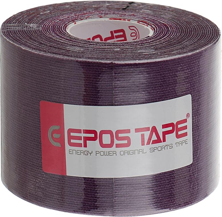 """Кинезио тейп """"Фиолетовый"""" - Epos Tape Original"""