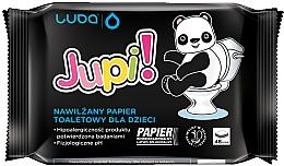 Духи, Парфюмерия, косметика Влажная туалетная бумага для детей - Luba Jupi Wipes