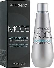 Духи, Парфюмерия, косметика Пудра для объема волос - Affinage Mode Wonder Dust Volume Powder