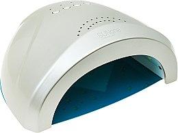Духи, Парфюмерия, косметика Лампа UV/LED, серебряная - Sun One 48W