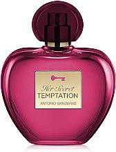 Парфумерія, косметика Antonio Banderas Her Secret Temptation - Туалетна вода