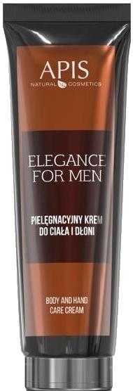 Крем для ухода за телом и руками - APIS Professional Elegance For Men