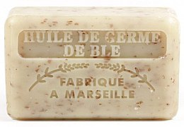Духи, Парфюмерия, косметика Марсельское мыло с маслом зародышей пшеницы - Foufour Savonnette Marseillaise Huile de Germe de Ble
