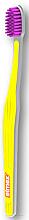 Духи, Парфюмерия, косметика Зубая щетка, ультра мягкая, желтая - Elmex Swiss Made Ultra Soft Toothbrush