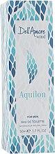 Духи, Парфюмерия, косметика Dell Amore Aquilon - Туалетная вода