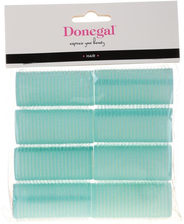 Бигуди с пенной основой, 28 мм, 8 шт - Donegal Hair Curlers — фото N1