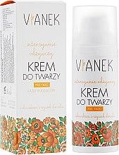 Духи, Парфюмерия, косметика Ночной питательный крем для лица - Vianek Nourishing Night Cream