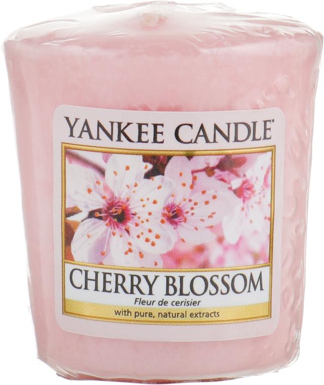 """Ароматическая свеча """"Цветущая вишня"""" - Yankee Candle Scented Votive Cherry Blossom"""