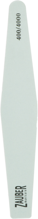 Полировочная пилочка для ногтей, ромб, 03-045, мятная - Zauber