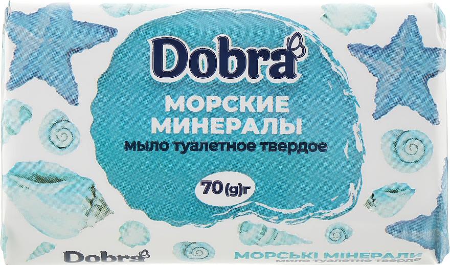 """Туалетное мыло """"Морские минералы"""" - Мыловаренные традиции Bovary Dobra"""