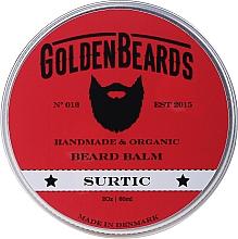 """Духи, Парфюмерия, косметика Бальзам для бороды """"Surtic"""" - Golden Beards Beard Balm"""