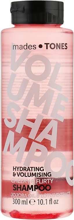 "Шампунь для объема ""Дерзкий-Кокетливый"" - Mades Cosmetics Tones Volume Shampoo Cheeky&Flirty"