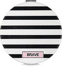 Духи, Парфюмерия, косметика Зеркало косметическое круглое, Brave - Lily Cosmetics