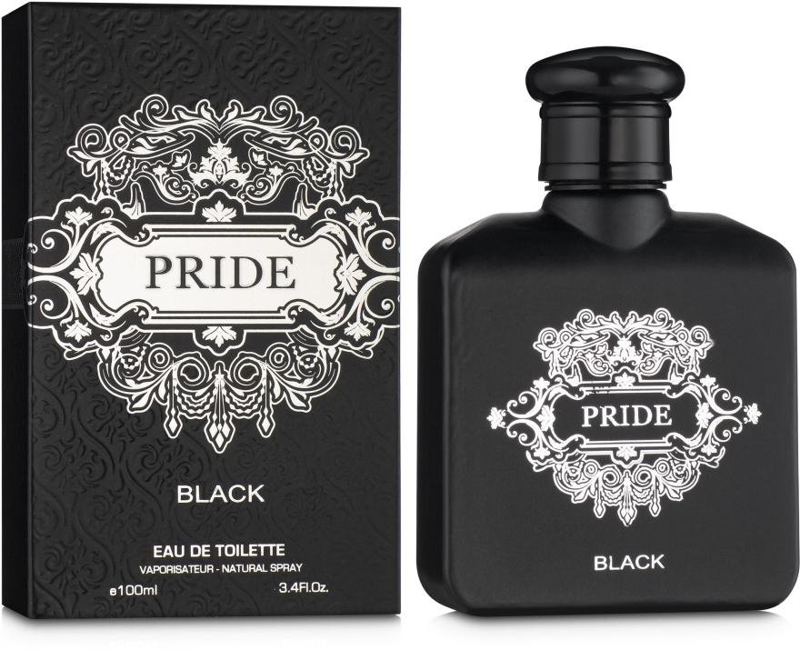 Cosmo Designs Pride Black - Туалетная вода — фото N1