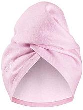 Духи, Парфюмерия, косметика Полотенце для волос, розовое - Glov Hair Wrap