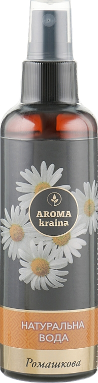"Натуральная вода ""Ромашковая"" - Aroma Kraina"