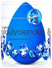 Духи, Парфюмерия, косметика Спонж для макияжа - Beautyblender Sapphire