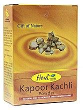 Духи, Парфюмерия, косметика Порошковая маска для тонких и ослабленных волос - Hesh Kapoor Kachli Powder