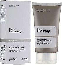 Парфумерія, косметика Очищувальний бальзам для обличчя - The Ordinary Squalane Cleanser