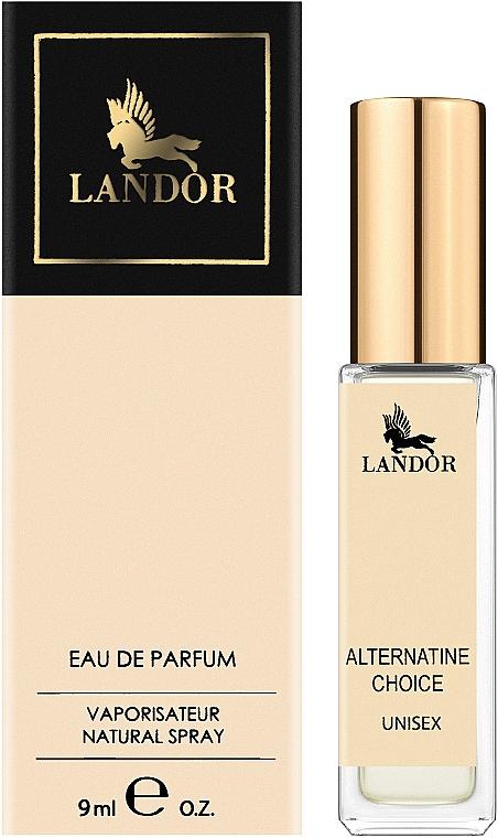 Landor Alternative Choice - Парфюмированная вода (мини)