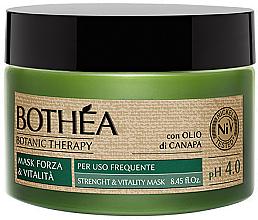 "Духи, Парфюмерия, косметика Маска для волос ""Сила жизни"" - Bothea Botanic Therapy Strenght Vitality Mask pH 4.0"