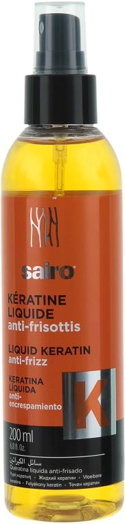 Жидкий кератин - Sairo Liquid Keratin Anti-frizz