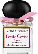 Духи, Парфюмерия, косметика Andre L'arom Lovely Flauers Petite Cerise - Парфюмированная вода (тестер с крышечкой)
