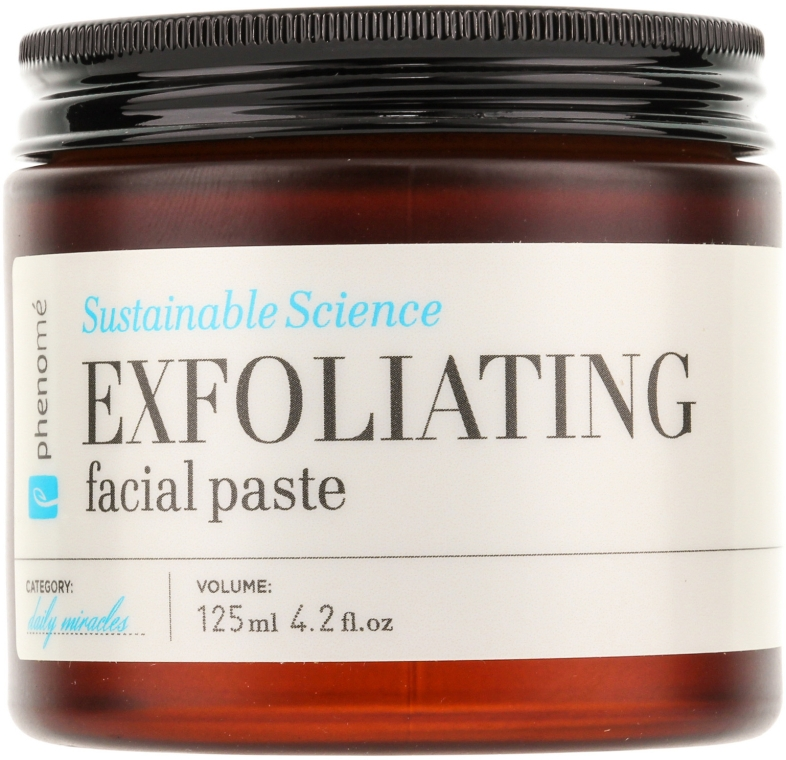 Пилинг-паста для лица - Phenome Exfoliating Facial Pasta