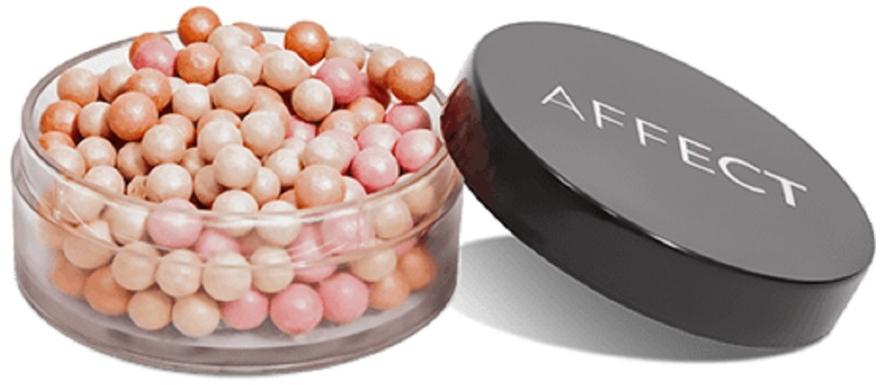 Шариковая пудра для лица - Affect Cosmetics Beads Blusher